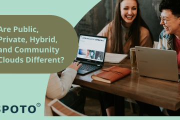 Are Public, Private, Hybrid, and Community Clouds Different?