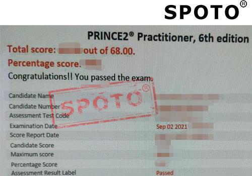 9.2Prince2 Practitioner